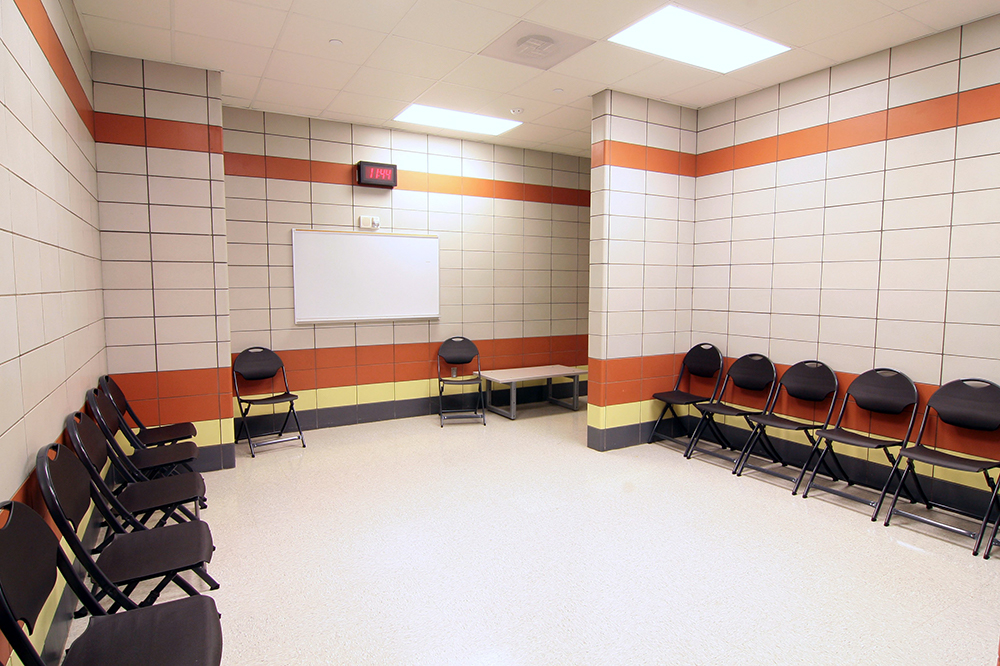 CCC Locker Room