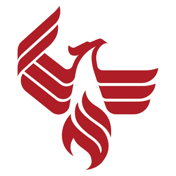 university of phoenix bird logo