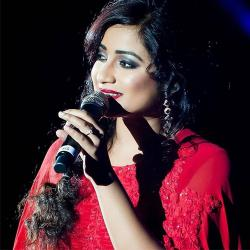 Shreya singing