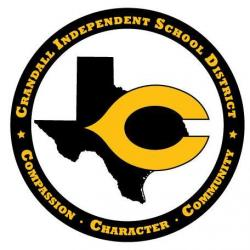 Crandall High School logo